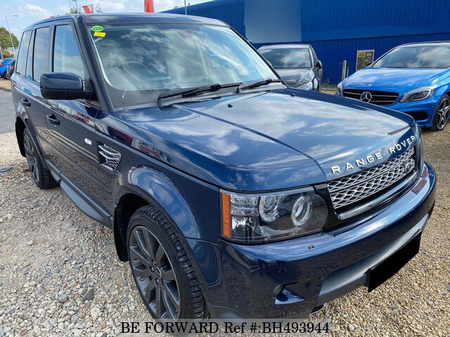 Used 2013 LAND ROVER RANGE ROVER SPORT BH493944 for Sale
