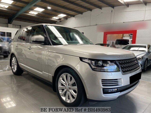 Used 2017 LAND ROVER RANGE ROVER BH493983 for Sale