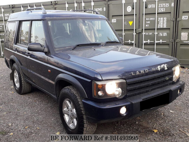 Used 2003 LAND ROVER DISCOVERY BH493995 for Sale