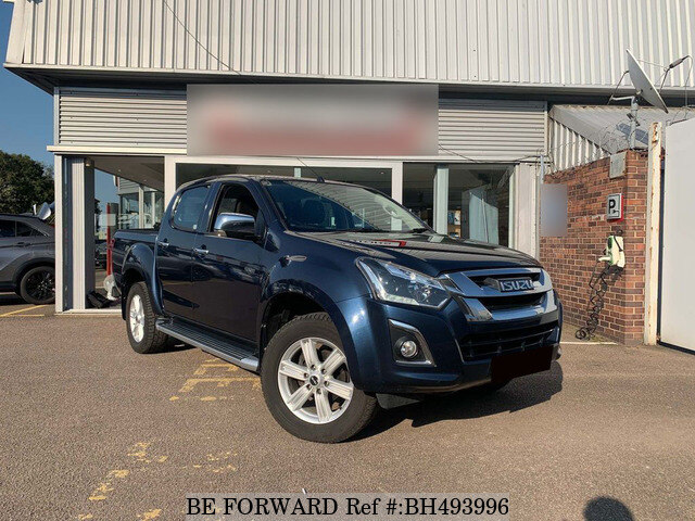 Used 2017 ISUZU D-MAX BH493996 for Sale