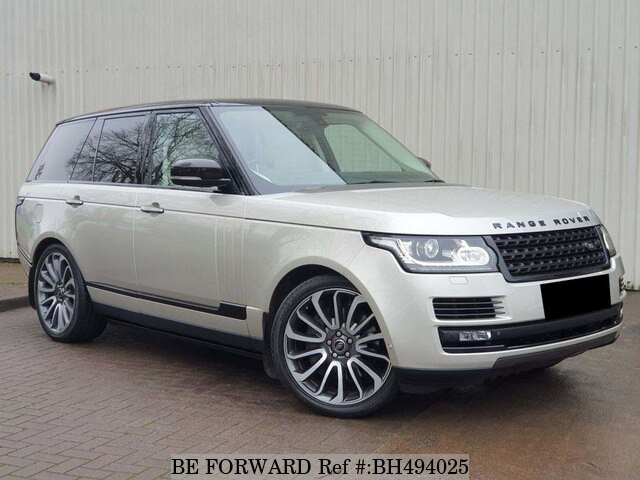 Used 2013 LAND ROVER RANGE ROVER BH494025 for Sale