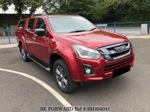 Used 2019 ISUZU D-MAX BH494041 for Sale
