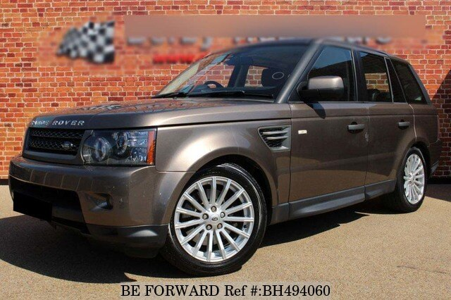 Used 2010 LAND ROVER RANGE ROVER SPORT BH494060 for Sale