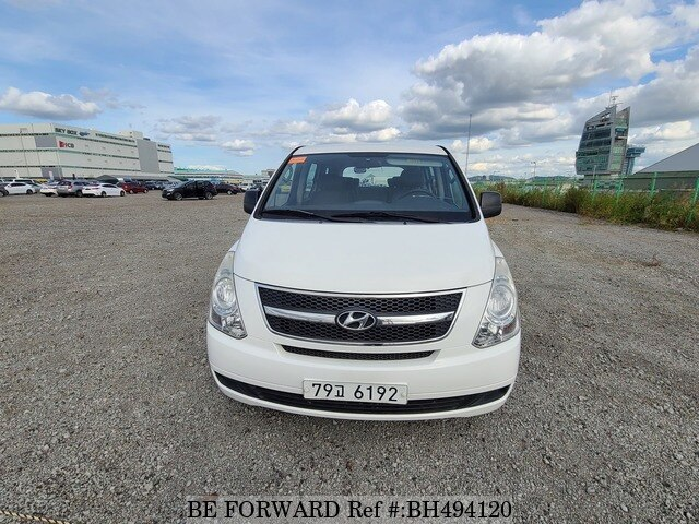 Used 2009 HYUNDAI STAREX BH494120 for Sale