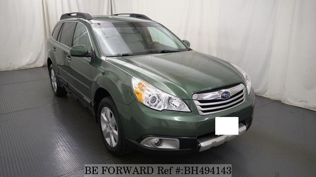 Used 2012 SUBARU OUTBACK BH494143 for Sale