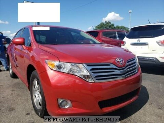 Used 2010 TOYOTA VENZA BH494159 for Sale