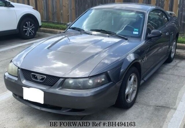 Used 2003 FORD MUSTANG BH494163 for Sale