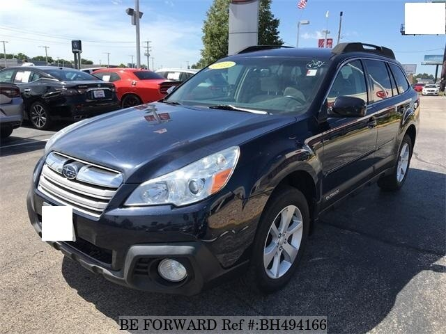 Used 2013 SUBARU OUTBACK BH494166 for Sale