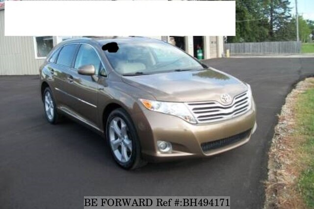 Used 2010 TOYOTA VENZA BH494171 for Sale
