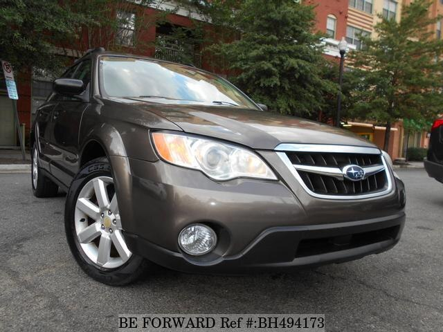 Used 2009 SUBARU OUTBACK BH494173 for Sale