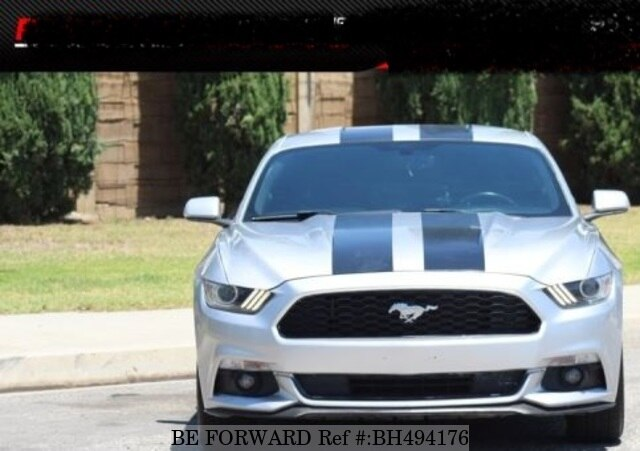 Used 2015 FORD MUSTANG BH494176 for Sale