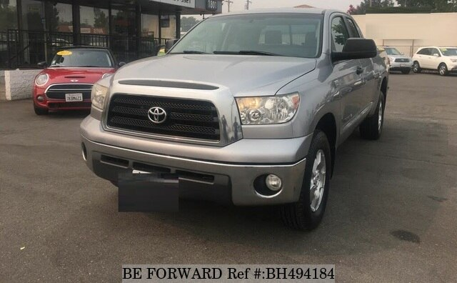 Used 2007 TOYOTA TUNDRA BH494184 for Sale