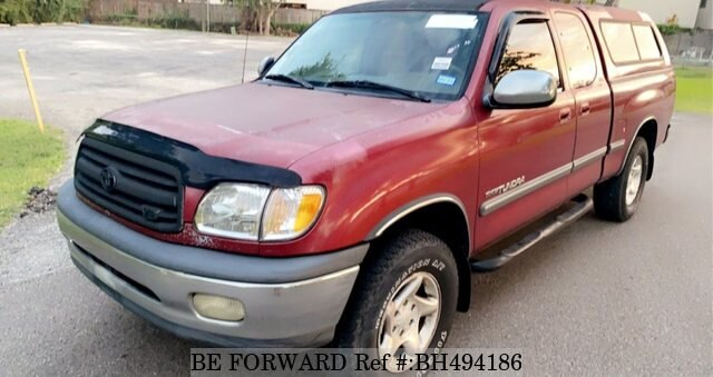 Used 2001 TOYOTA TUNDRA BH494186 for Sale