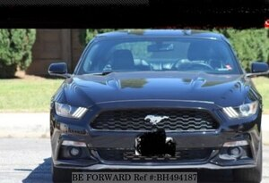 Used 2016 FORD MUSTANG BH494187 for Sale