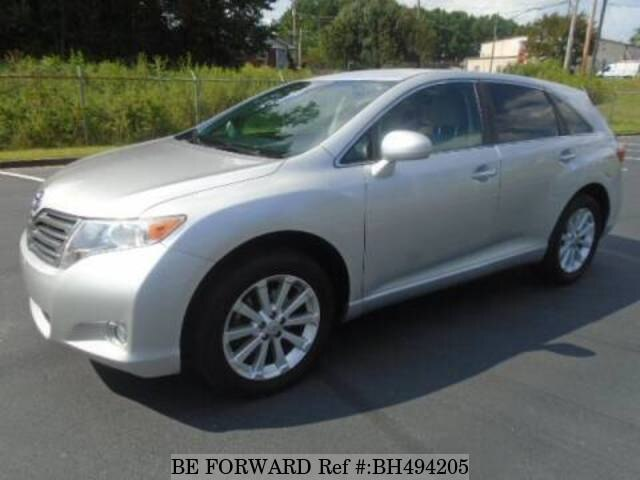 Used 2010 TOYOTA VENZA BH494205 for Sale