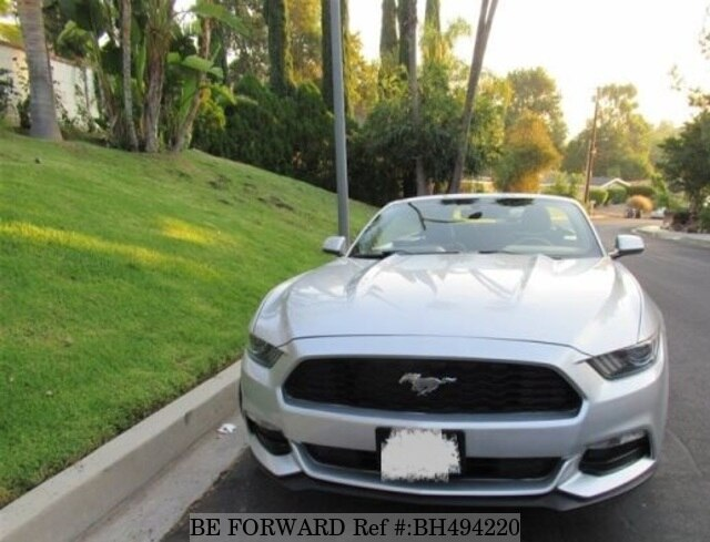 Used 2015 FORD MUSTANG BH494220 for Sale