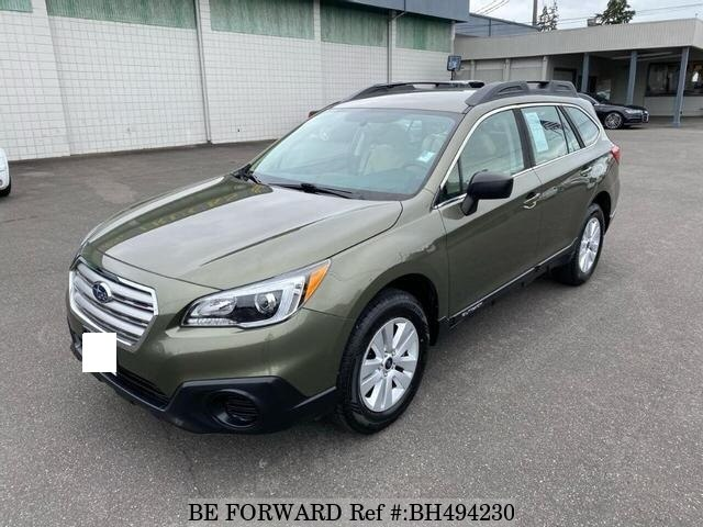 Used 2017 SUBARU OUTBACK BH494230 for Sale