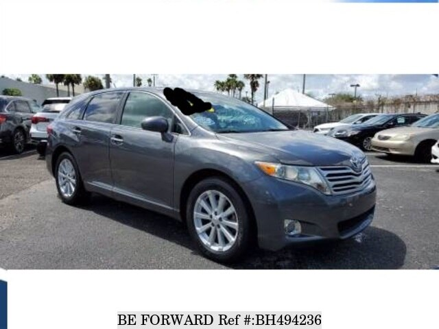 Used 2010 TOYOTA VENZA BH494236 for Sale