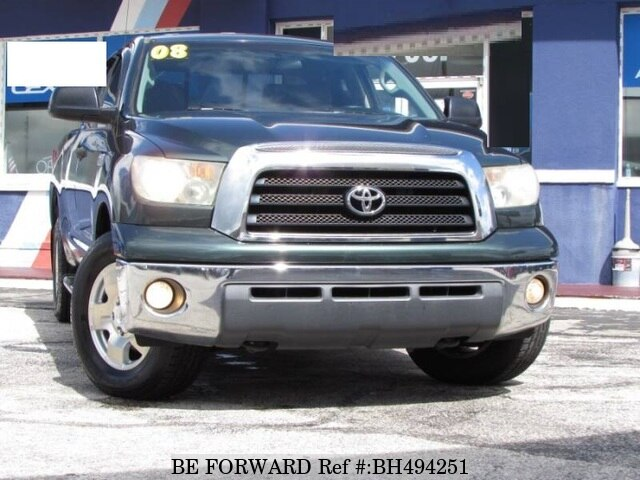 Used 2008 TOYOTA TUNDRA BH494251 for Sale