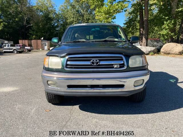 Used 2001 TOYOTA TUNDRA BH494265 for Sale