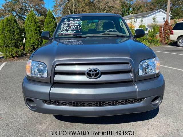 Used 2006 TOYOTA TUNDRA BH494273 for Sale