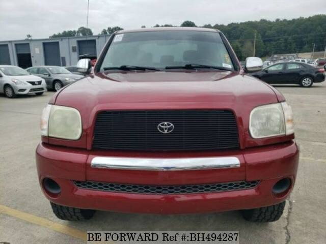 Used 2005 TOYOTA TUNDRA BH494287 for Sale