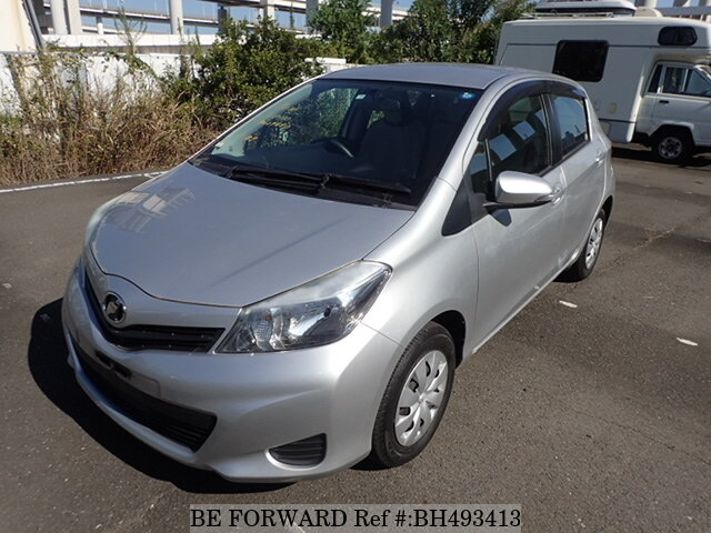 Used 2011 TOYOTA VITZ BH493413 for Sale