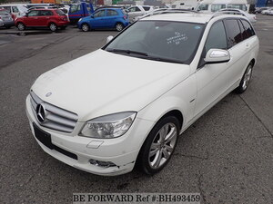 Used 2009 MERCEDES-BENZ C-CLASS BH493459 for Sale