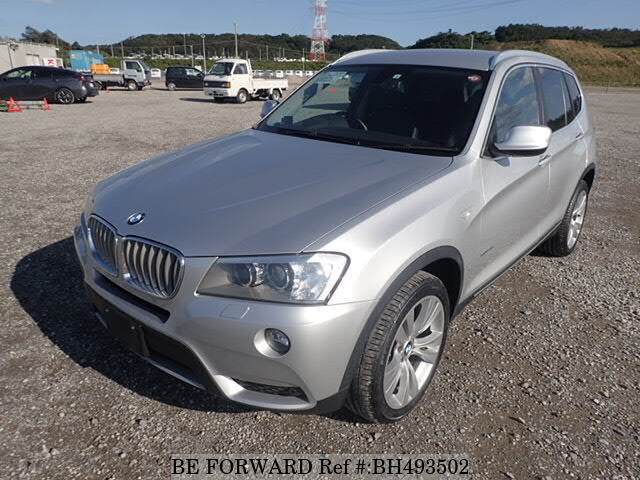 Used 2012 BMW X3 BH493502 for Sale