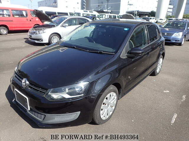 Used 2011 VOLKSWAGEN POLO BH493364 for Sale