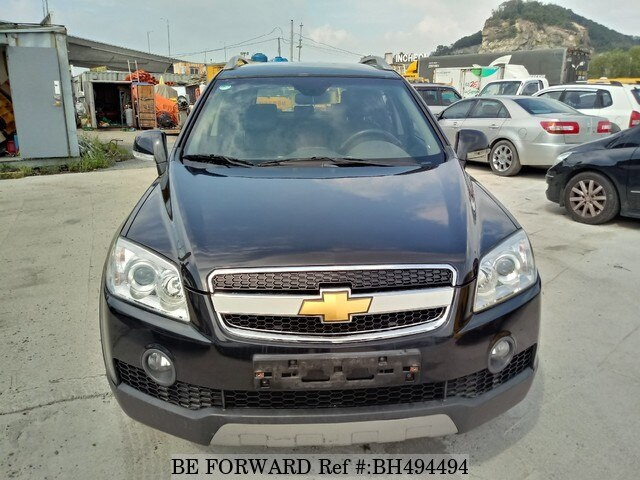 Used 2009 DAEWOO (CHEVROLET) WINSTORM (CAPTIVA) BH494494 for Sale