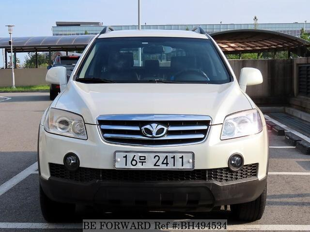 Used 2007 DAEWOO (CHEVROLET) WINSTORM (CAPTIVA) BH494534 for Sale