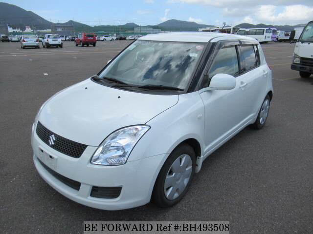 Used 2009 SUZUKI SWIFT BH493508 for Sale