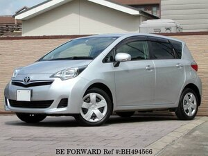 Used 2011 TOYOTA RACTIS BH494566 for Sale
