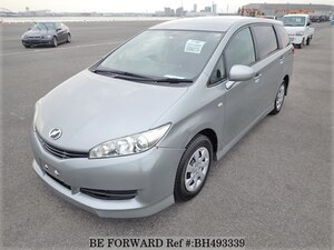 Used 2010 TOYOTA WISH BH493339 for Sale