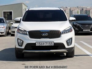 Used 2017 KIA SORENTO BH494607 for Sale