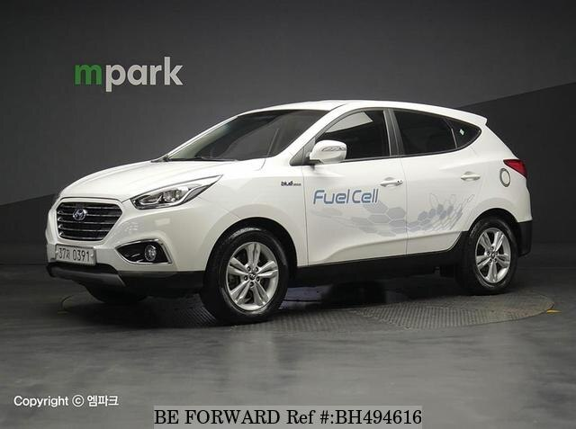 Used 2016 HYUNDAI TUCSON BH494616 for Sale