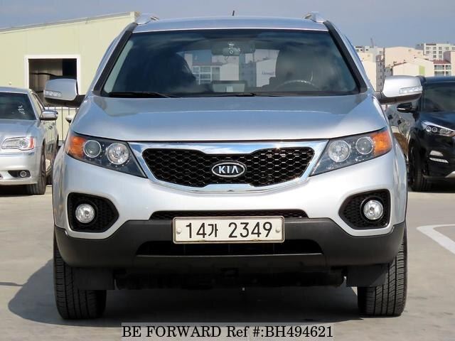Used 2010 KIA SORENTO BH494621 for Sale