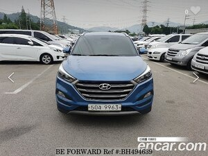 Used 2016 HYUNDAI TUCSON BH494639 for Sale