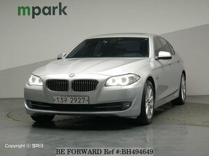 Used 2011 BMW 5 SERIES BH494649 for Sale