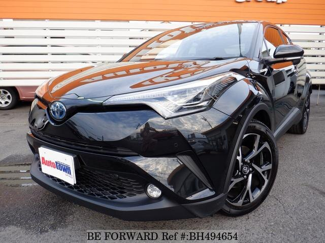 Used 2018 TOYOTA C-HR BH494654 for Sale