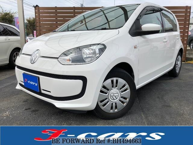 Used 2013 VOLKSWAGEN UP! BH494663 for Sale