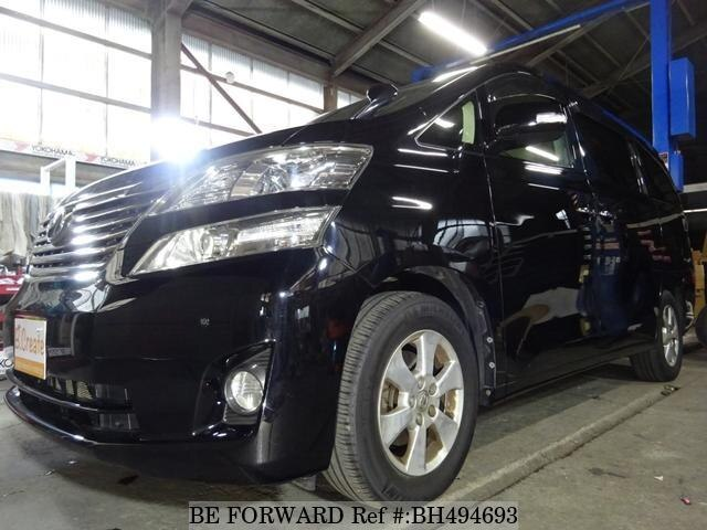 Used 2009 TOYOTA VELLFIRE BH494693 for Sale