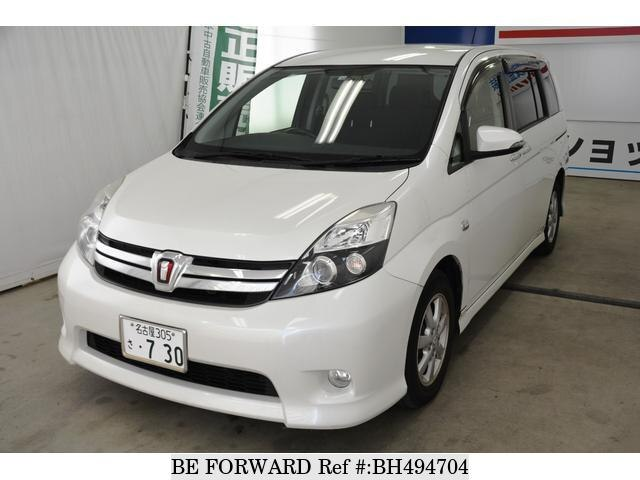 Used 2014 TOYOTA ISIS BH494704 for Sale