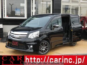 Used 2010 TOYOTA NOAH BH494718 for Sale