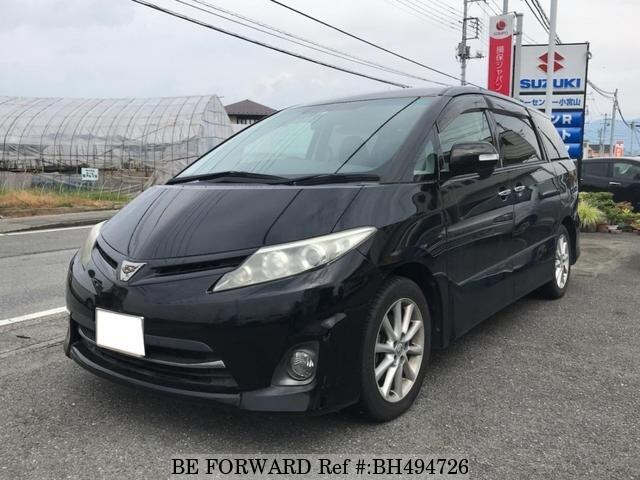Used 2009 TOYOTA ESTIMA BH494726 for Sale