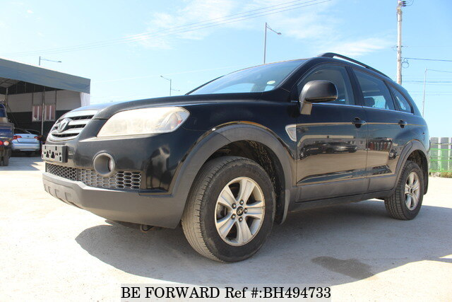 Used 2008 DAEWOO (CHEVROLET) WINSTORM (CAPTIVA) BH494733 for Sale