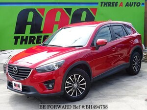 Used 2015 MAZDA CX-5 BH494758 for Sale