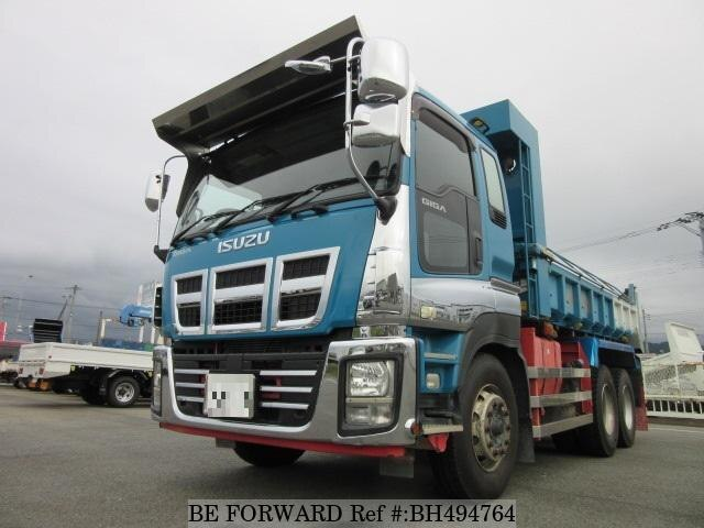 Used 2013 ISUZU GIGA BH494764 for Sale