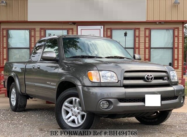 Used 2003 TOYOTA TUNDRA BH494768 for Sale